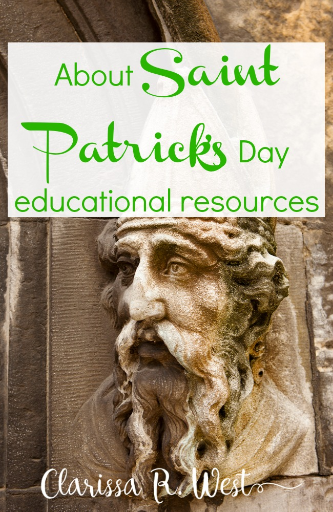 About Saint Patrick's Day | Educational Resources
