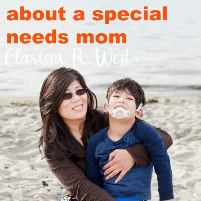5 Things You Should Know About A Special Needs Mom