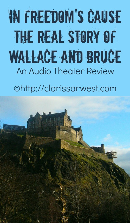 A dramatic and exciting history adventure presented through audio theater!