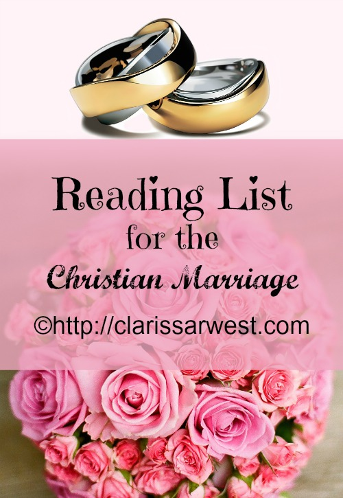 reading list for christian marriage
