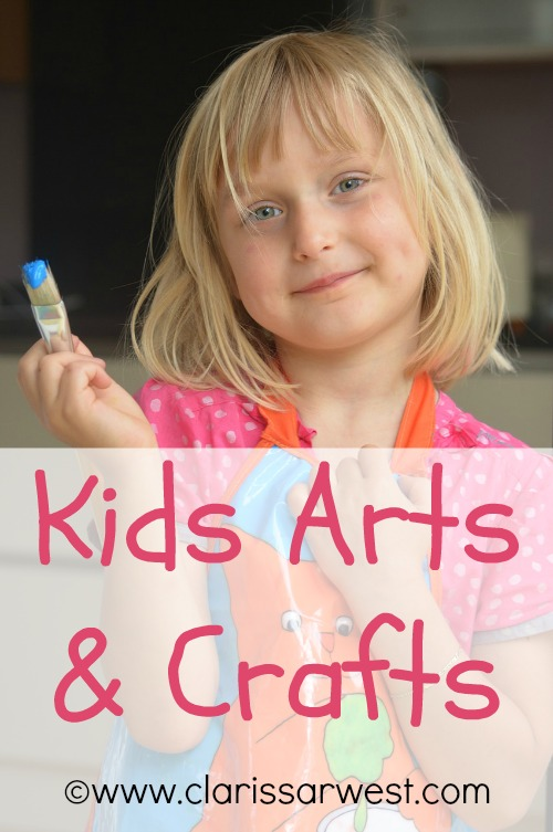kids arts & crafts