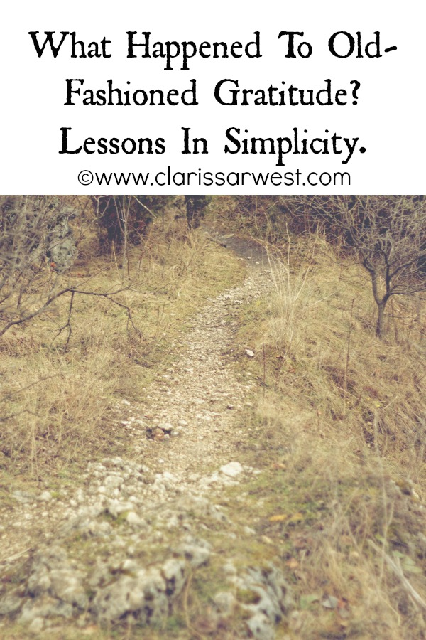 Lessons in Simplicity and why I am teaching my kids that less is more.