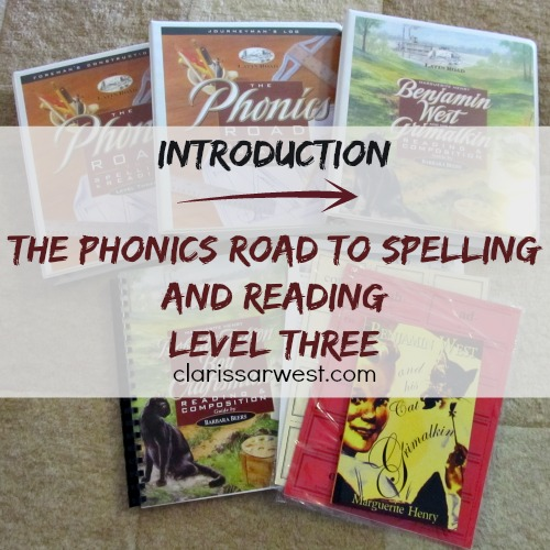 introduction to the phonics road level three