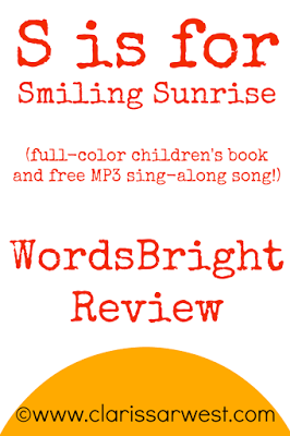WordsBright ABC Book Review