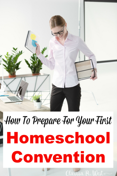 How To Prepare For Your First Homeschool Convention