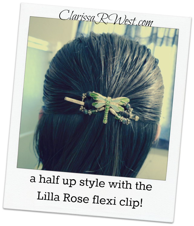 The Perfect Hair Clip For The Busy Mom