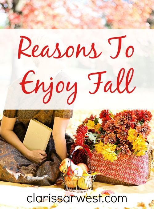 Reasons To Enjoy Fall