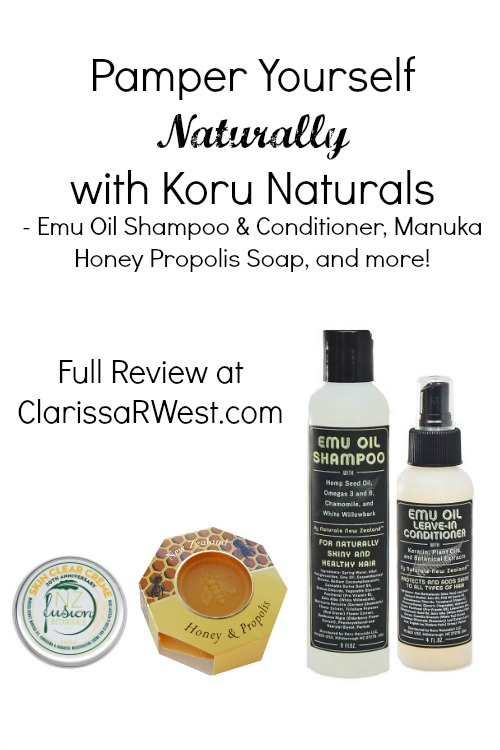 Pamper Yourself Naturally With Koru Naturals (Review)