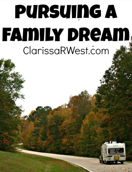 Pursuing A Family Dream