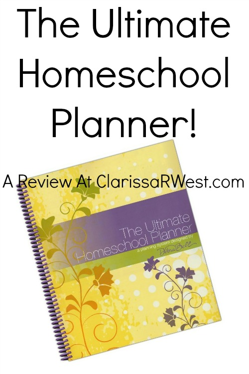 The Ultimate Homeschool Planner Review