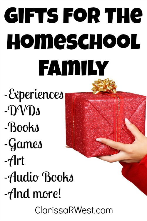 Perfect gifts for the homeschool family!