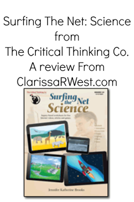 Surfing The Net: Science Review