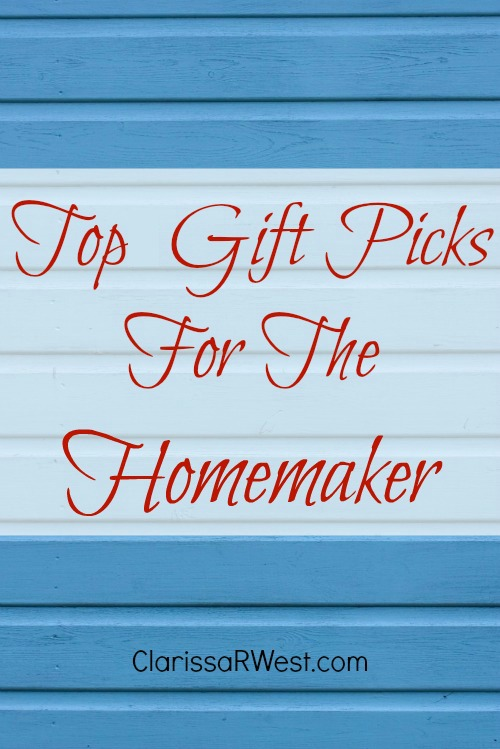 Top Gift Picks For The Homemaker