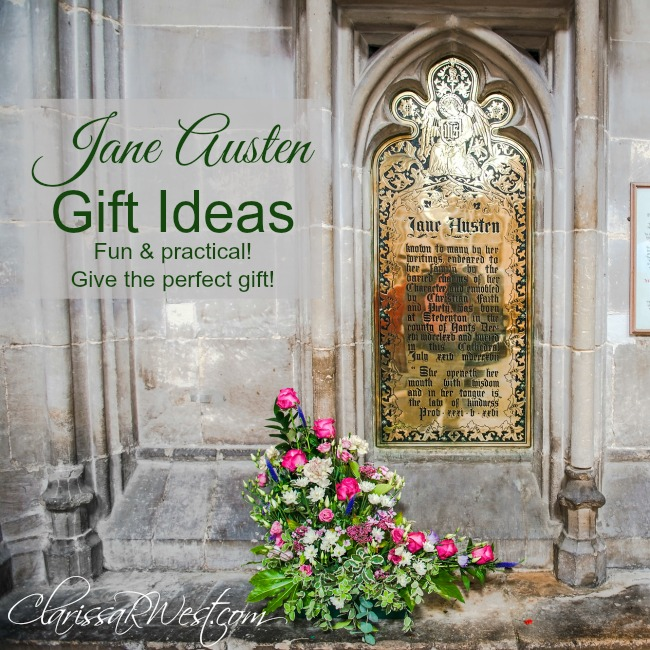 Jane Austen Gift Ideas For The Perfect Gift!