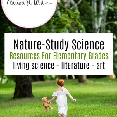 Nature-Study Science Resources For Elementary Grades