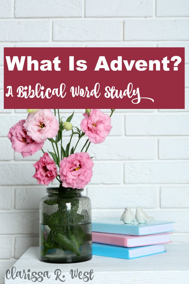 Advent - A Biblical Word Study