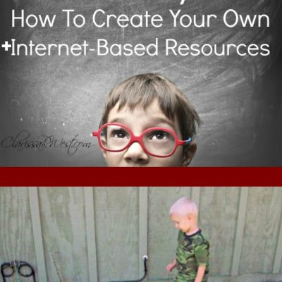 Homeschool Unit Studies: What They Are, How To Create Your Own, + Internet-Based Resources