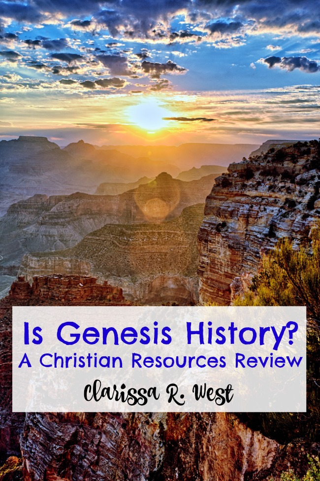 Is Genesis History? (Christian Resources Review)