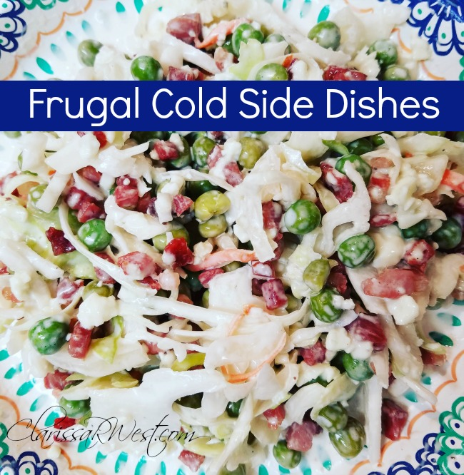 Frugal Cold Side Dishes