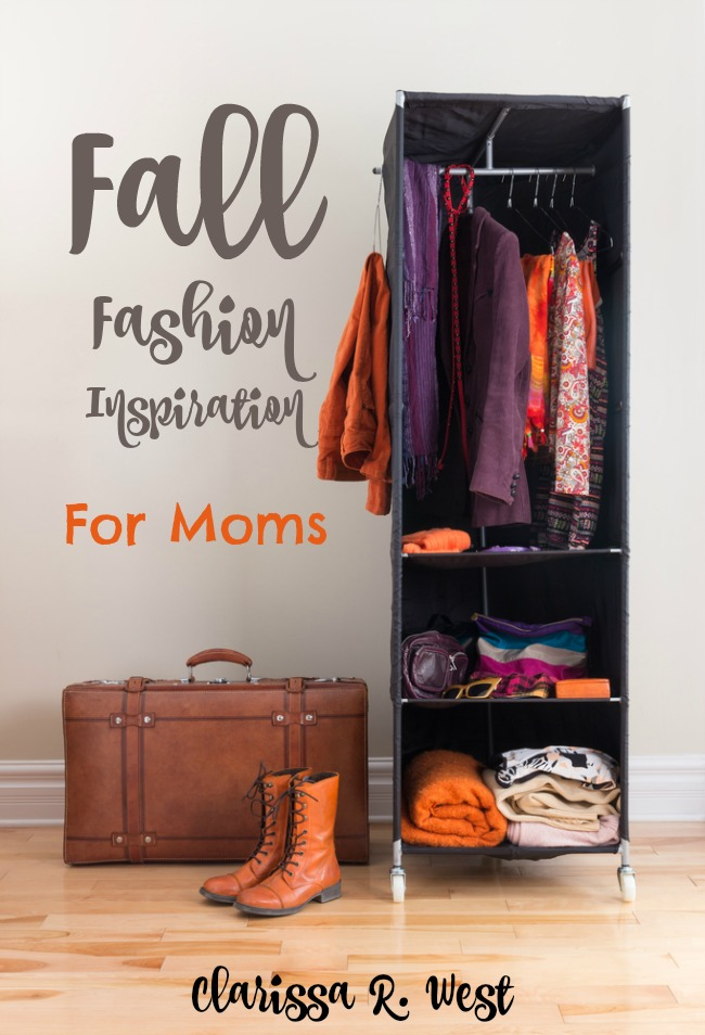 Fall Fashion Inspiration For Moms