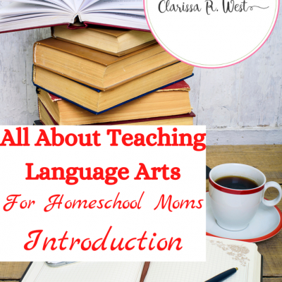 All About Teaching Language Arts: Introduction