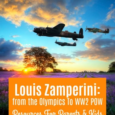 Louis Zamperini | UNBROKEN: PATH TO REDEMPTION