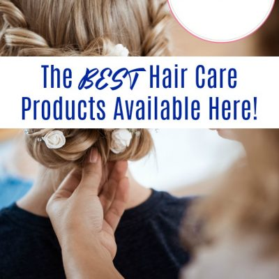 The BEST Hair Care Products & Tips
