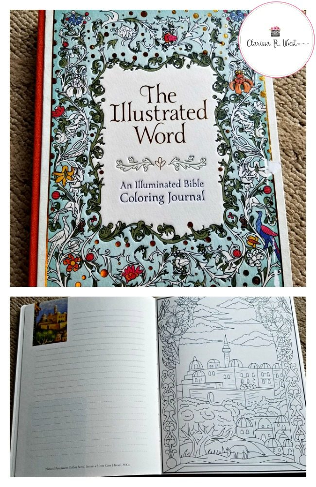 the illustrated word journal