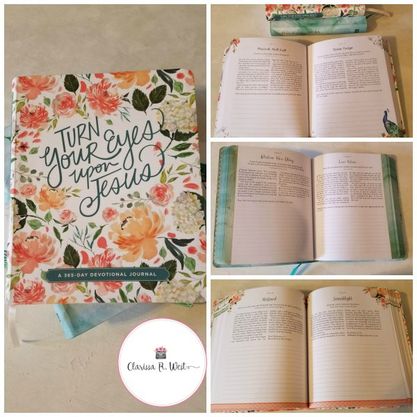 365-Day Devotional Journal Inside Pictures