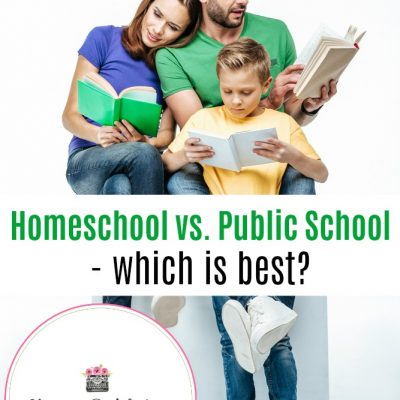 Homeschool vs. Public School – which is best?