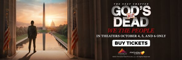 God's Not Dead: We The People