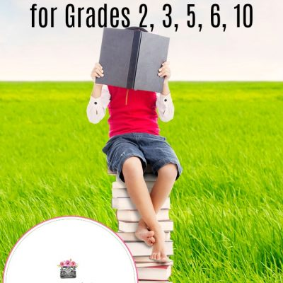 Our Homeschool Curriculum Choices for Grades 2, 3, 5, 6, 10
